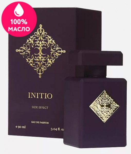 INITIO PARFUMS PRIVES - SIDE EFFECT ...